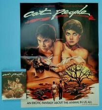 Cat People Blu-ray 1982 Nastassja Kinski Collectors Edition