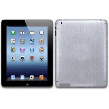 Skinomi Brushed Aluminum Full Body Cover+Screen Protector for Apple iPad 3 WiFi