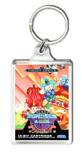 WONDER BOY 3 MONSTER LAIR MEGA DRIVE KEYRING LLAVERO