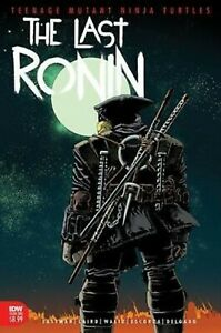 IDW Comics TMNT The Last Ronin 1 Cover A 2nd Printing Eastman Kuhn IN-STOCK NEW!