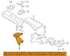 Chevrolet GM OEM Tracker Engine Motor Transmission-Engine Bracket Right 30021689
