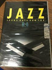 Roland SN-R8-05 Jazz ROM tarjeta Para Roland R8 R-8 MK2