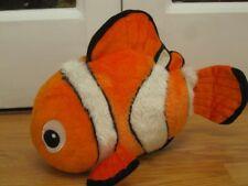 "Gros 14"" Finding Nemo Disney Resort Peluche Jouet Doux poisson clown avec bonnets"
