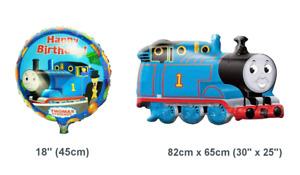 Thomas The Tank Engine Train Party Balloons
