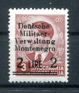 Montenegro 4 Pfi Variety Mint(H5817