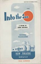 "Newquay 1954,  New Theatre  ""Into the Sun""  Terry Scott,  Hugh Lloyd     JX1783"