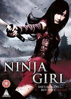 Ninja Girl [DVD][Region 2]