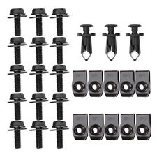 Engine Splash Shield Bumper Bolts Clip Hardware Kit For G35 Sedan G35 Coupe 350Z