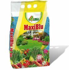 MAXI BLU 10 Kg Al.Fe Concime per Orto e Giardino _ fertilizzante