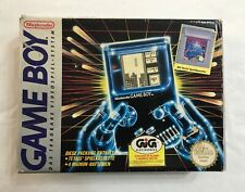 CONSOLE NINTENDO GAME BOY CLASSIC DMG-01 1989  GAMEBOY + GIOCO + BORSA GAME