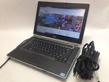 Dell Latitude E6430 i7-3540 3.0GHz NVIDIA 5200M 8GB RAM 320GB HDD Win 10 i-3-3
