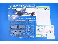 EDUARD 11111 Velveta / Spitifire for Israel Mk.IXe in 1:48 LIMITED