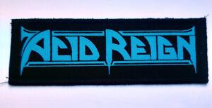 Acid Reign patch,thrash metal,Slammer,Sabbat,Metallica,Exodus,Xentrix,DRI,Slayer