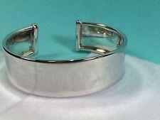 Ultra Fine Silver Cuff Bracelet - AA-21-I*