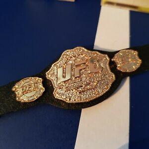 UFC Championship - Jakks Belt for WWE Wrestling Figures MMA
