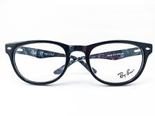 Ray Ban RB5165 2014 Black with Blue Tortoise New Authentic 49