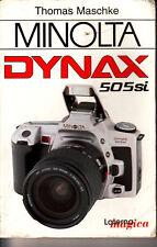 Minolta Dynax 505si Thomas Maschke  N.B185