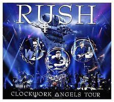 Rush - Clockwork Angels Tour 3 Disc Set 2013 Roadrunner