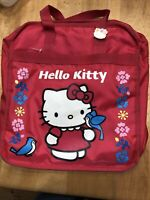 Sanrio Hello Kitty Graffiti Full Size Backpack Higher End Quality Urban 2012 NWT