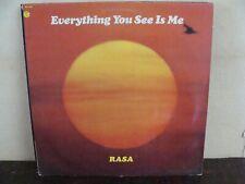 LP - Rasa – Everything You See Is Me - EX/NM - Govinda Records RA-106 - HOLLAND