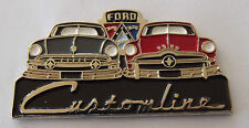 Ford Custom lapel pin badge 1949 to  1951 classic spinners.   F040401