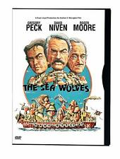 THE SEA WOLVES (1999, DVD) Gregory Peck+David Niven+Roger Moore ~ FULLSCREEN+NEW