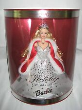2001 HOLIDAY CELEBRATION BARBIE DOLL NRFB - SPECIAL EDITION 50304