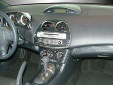 MITSUBISHI ECLIPSE GS GT INTERIOR CARBON FIBER DASH TRIM KIT SET 2010 2011 2012