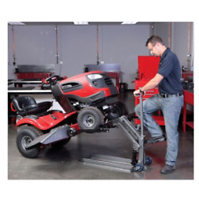 New High Lift Riding Lawn Mower / ATV Lift Jack US Seller Garden Tractor Garage*