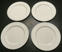 """(4) Mikasa  TRELLIS  9 1/8"""" Salad Plates  ****"""