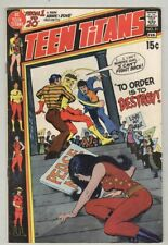 Teen Titans #31 January 1971 Vg Hawk and Dove