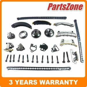 Timing Chain Kit Fit for Holden Commodore VZ VE Alloytec LY7 LE0 LLT 3.6L V6