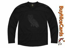 Drake's October's Very Own Team OVO Hockey Jersey Black Size Medium Sold Out