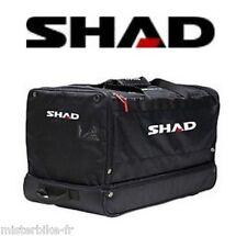 Sacoche de selle SHAD moto pilote voyage touring matelassée sac valise NEUF bag