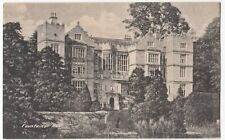 Yorkshire; Fountains Hall PPC By Parker Of Ripon, Unposted c 1910's