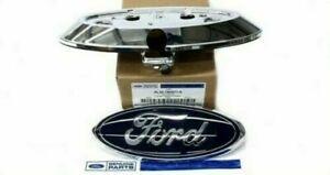 Ford F-150 Tailgate Back Up Camera Housing Bezel & Emblem - F-150 2010-2014