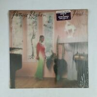 PATRICE RUSHEN Posh 6E302 JS XTAL LP Vinyl VG++ Cover Shrink Hype Sleeve