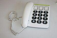 Téléphone filaire DORO PhoneEasy 311ph grosses touches avec photos