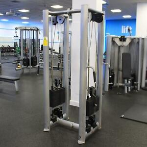 Gym80 Sygnum Duplex Station Two Stack Cable Machine - Commercial Gym Equipment