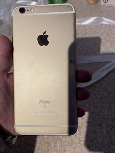 Apple iPhone 6s Plus - 32GB - Gold (Unlocked) A1687 (CDMA + GSM)