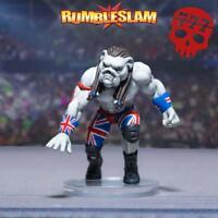Wargames Wrestling BNIB Rumbleslam Baxter