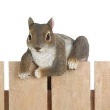 Climbing Squirrel Hanging Statue - Yard Garden Decor