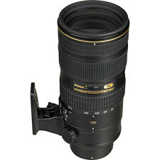 Nikon AF-S NIKKOR 70-200mm f/2.8G ED VR II Lens 2185 - Buy W/ Confidence! NEW!!!