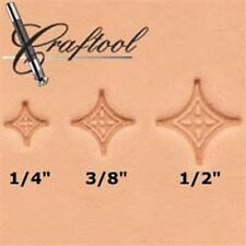 Craftool Dots Geometric 3-pc Stamp Set Tandy Leather 69008-00