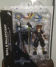 Diamond Select Kingdom Hearts Sora and Maleficent