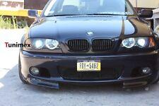 BMW 3 Series E46 M Sport M Tech Front Flaps Splitters