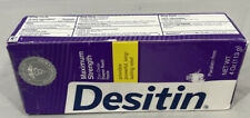 Desitin Maximum Strength Original Diaper Rash Paste 4.8 oz New in Open Box