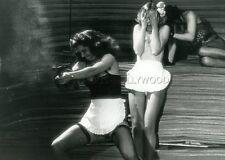BRIGITTE LAHAIE  L'EXECUTRICE 1986 VINTAGE PHOTO