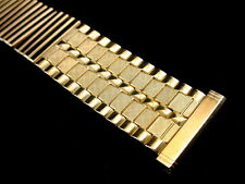 Vintage NOS Kestenmade Gold Filled Watch Band 19mm 3/4 Inch Lugs 5 5/8 Long