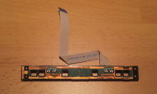 Pulsanti tasti per touchpad HP 6720s e 550 touch pad button + cavo cable flat